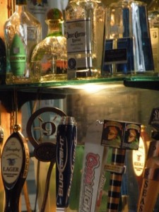 Beer on Tap at Spirits.